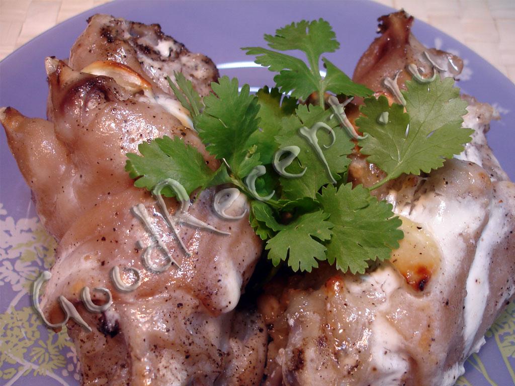 Свиные ножки приготовить рецепт с пошагово в