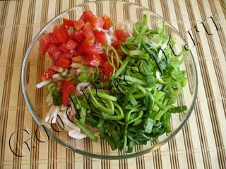 лазерсон видео рецепты салатов из курицы