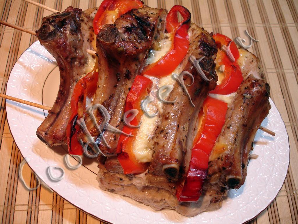 Рецепт приготовления корейки из свинины