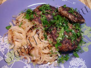 Бифштекс из говядины, пошаговый рецепт с фото