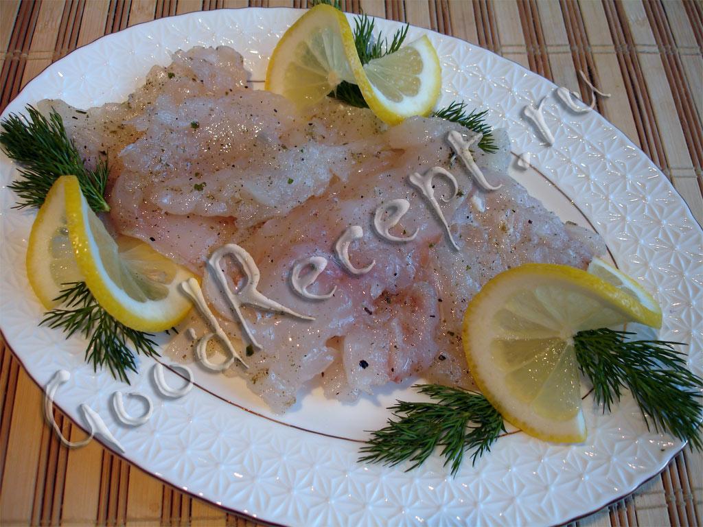 Треска соленая в домашних условиях рецепт