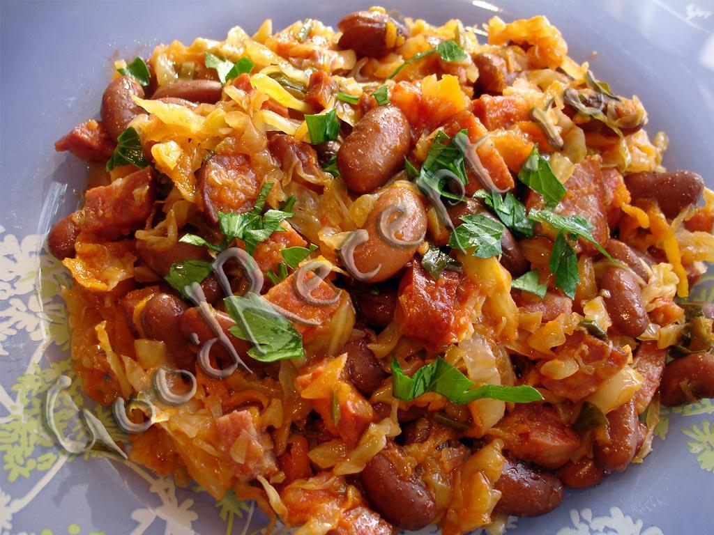 гречка с колбасой в духовке рецепт