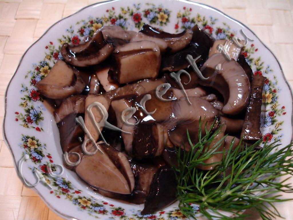 Хорошие рецепты соленые лесные грибы